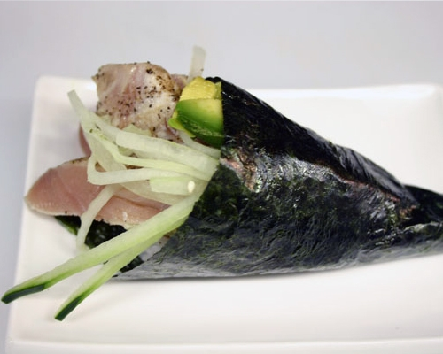 yellow_tail_handroll